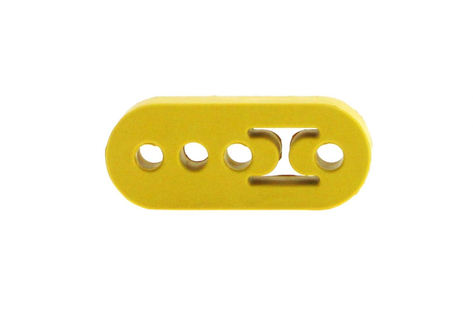 Wieszak Tłumika Typ-2 TurboWorks Żółty - GRUBYGARAGE - Sklep Tuningowy